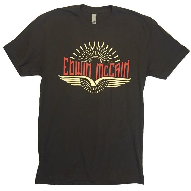 Edwin McCain Chocolate Wings Tee