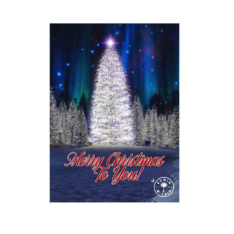 Edwin McCain Christmas Card w/ Voice Recording