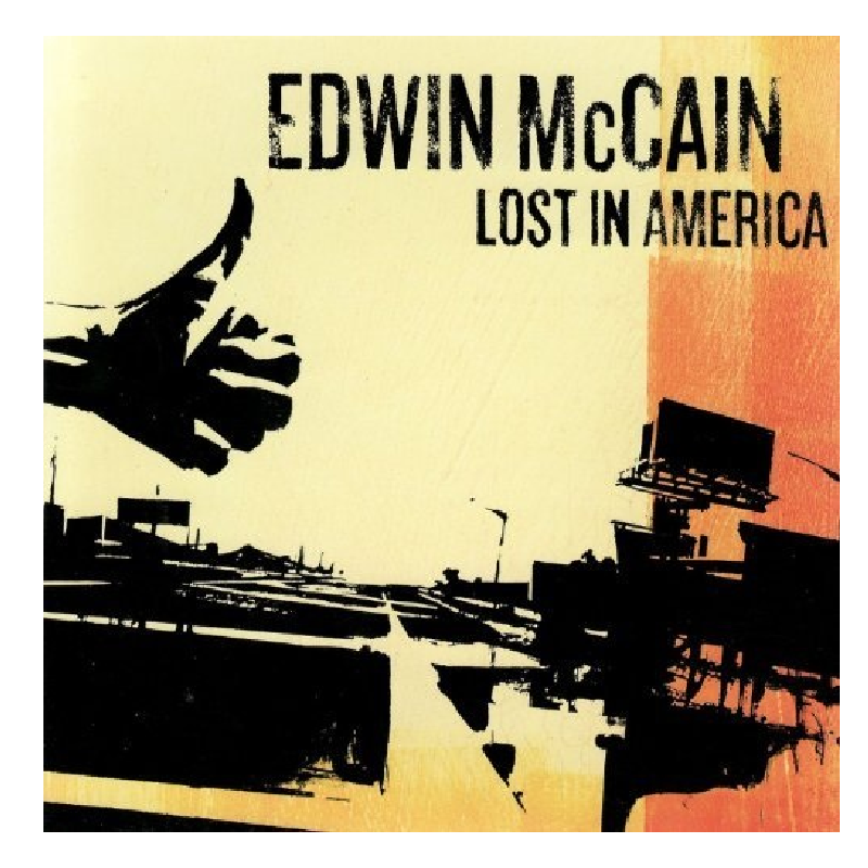 Edwin McCain Cd- Lost In America