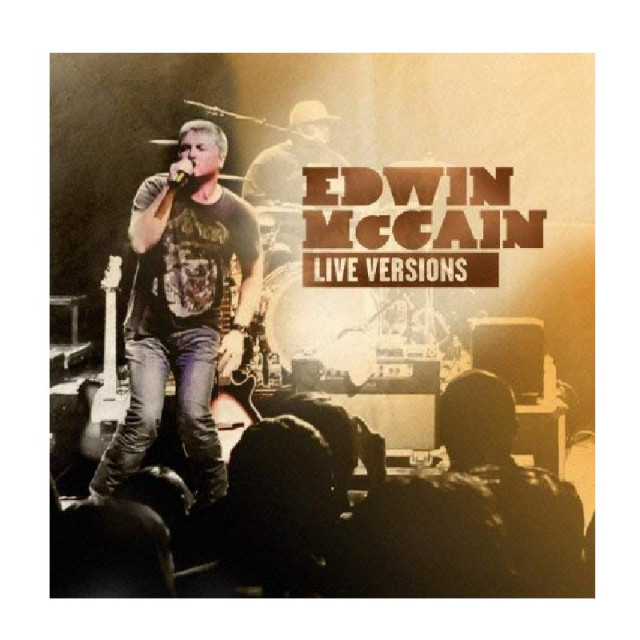 Edwin McCain Cd- Live Versions