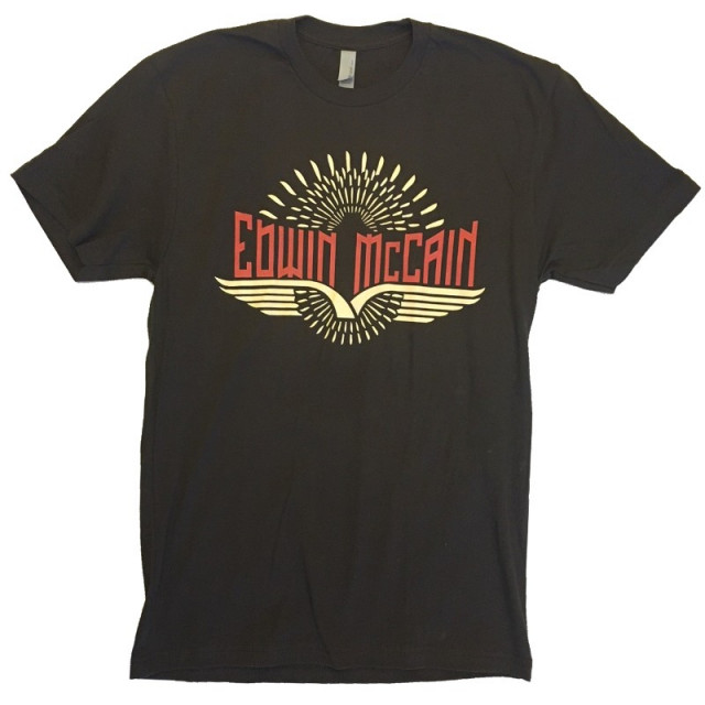 Edwin McCain Chocolate Wings Tee